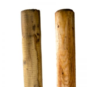 Machined Round Posts