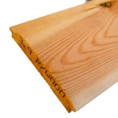 Loglap untreated boards