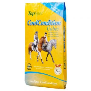 topspec cool conditioner cubes feed balancer 20kg bag