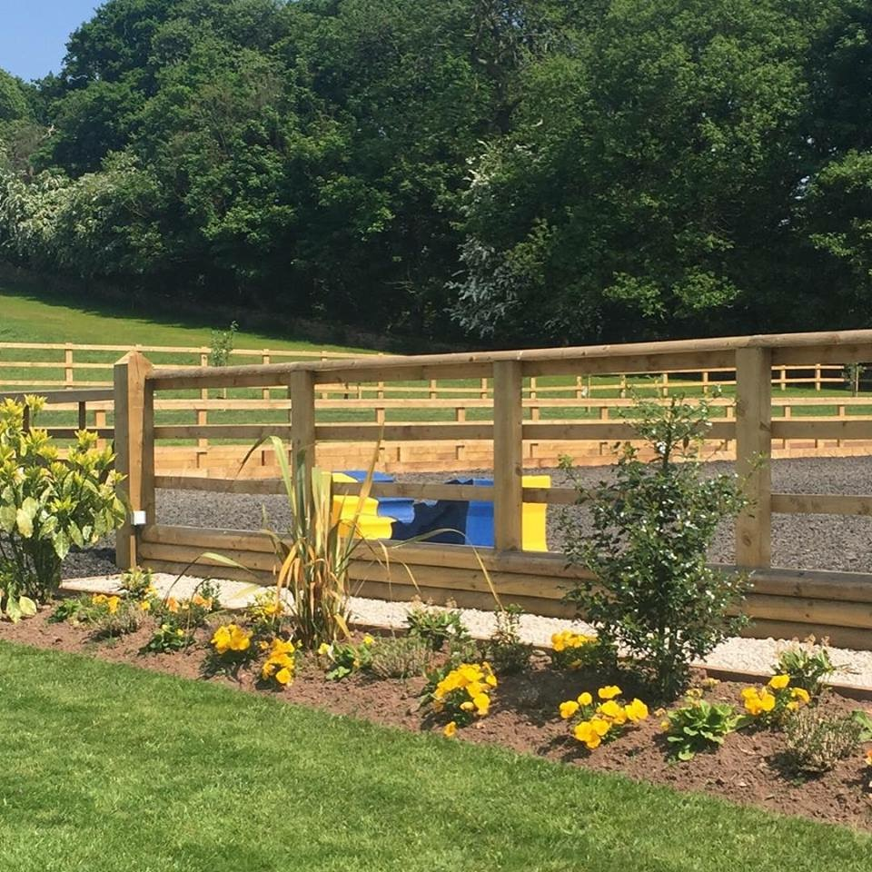Timber Fencing and Decking Supplies | WBurton & Son