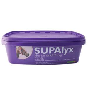Supalyx Garlic and Immunity Treats