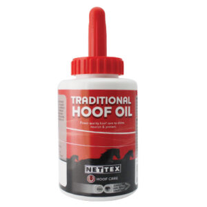 Nettex Traditional Hoof Oil for horses
