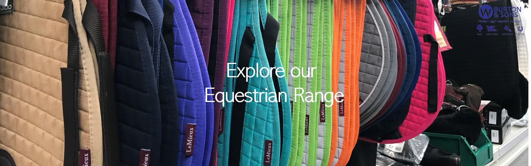 Equestrian Range at W Burton