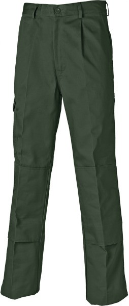 Dickies Redhawk Super Work Trousers in Green