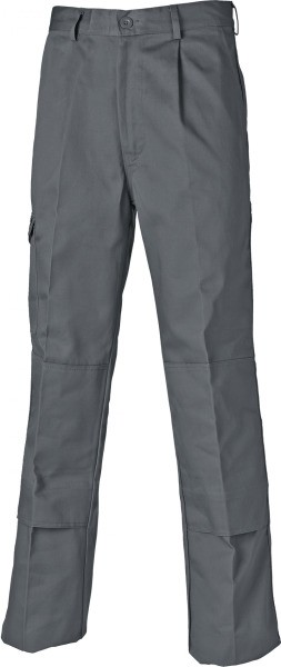 Dickies Redhawk Super Work Trousers in Grey