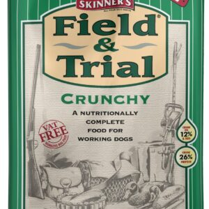 Skinners Field and Trial Crunchy Dog Food