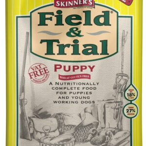 Skinners Field and Trial Puppy Dog Food