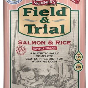 Skinners Field and Trial Salmon and Rice Dog Food