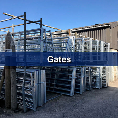 Gates {Galvanised and Timber}