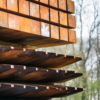 Sawn Timber posts from Scanpole