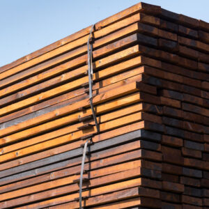 Scanpole Sawn Timber Rails