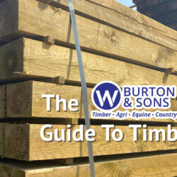 The W Burton & Sons Guide To Timber