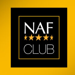 Give Your Horse the 5 STAR Treatment with NAF at WBurton & Sons