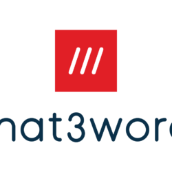 We now use What3Words for deliveries.